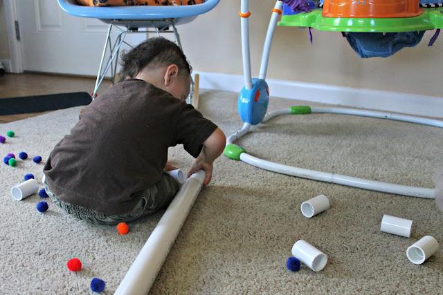 toddler, pvc, games