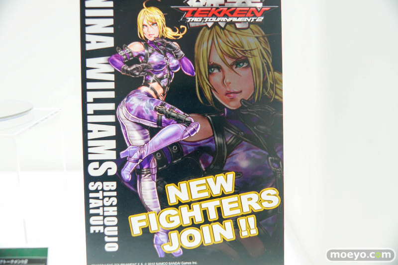 Tekken Bishoujo Kotobukiya Nina Williams