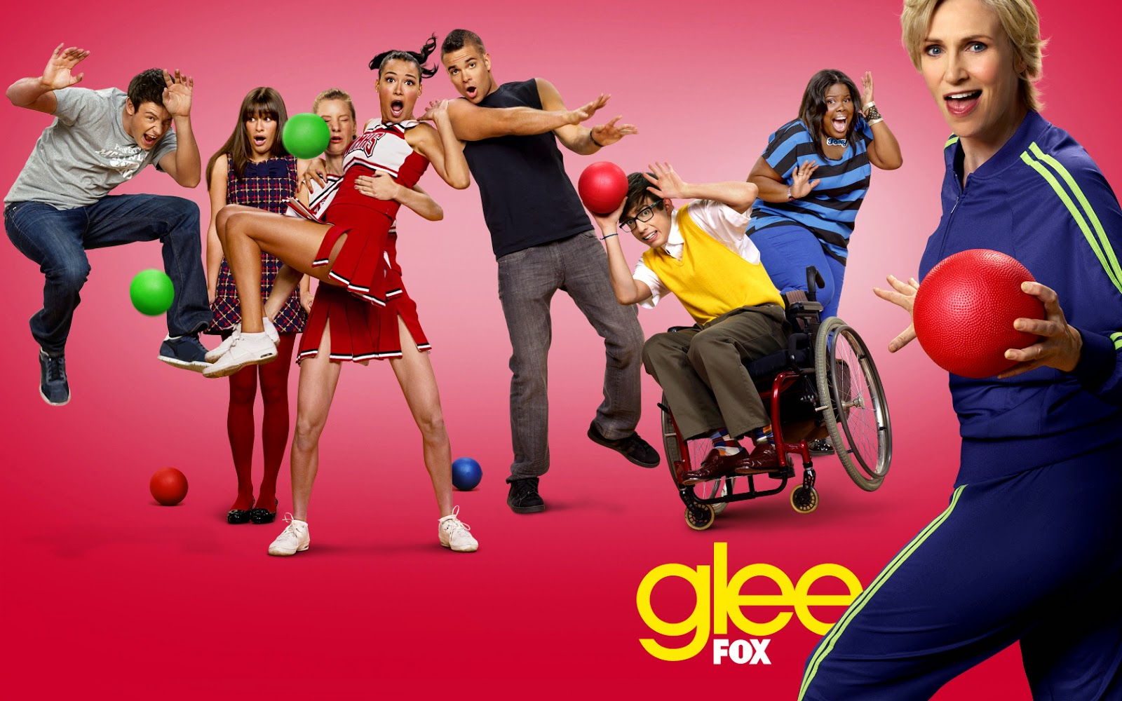 Assista video promocional do 18º episodio de 'Glee""