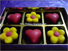 Coklat in box - 6 cavity