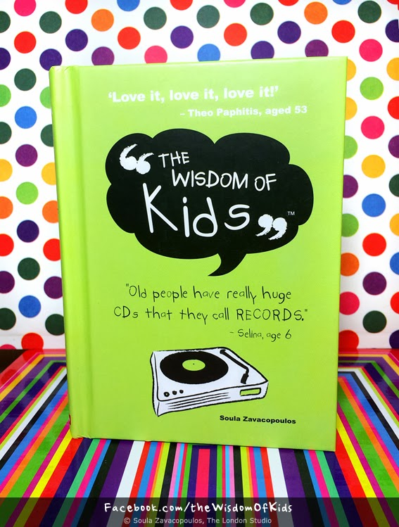 Mummy Blogging, Parent Blog, Yorkshire Blog, Book, The Wisdom of Kids book, The Wisdom of Kids, Win, competition, Giveaway,
