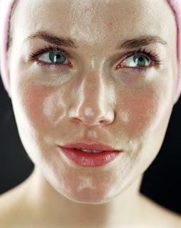 cara menghilangkan wajah berminyak