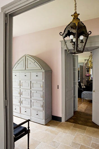 French finesse a charming country manor nbaynadamas for B q living room doors
