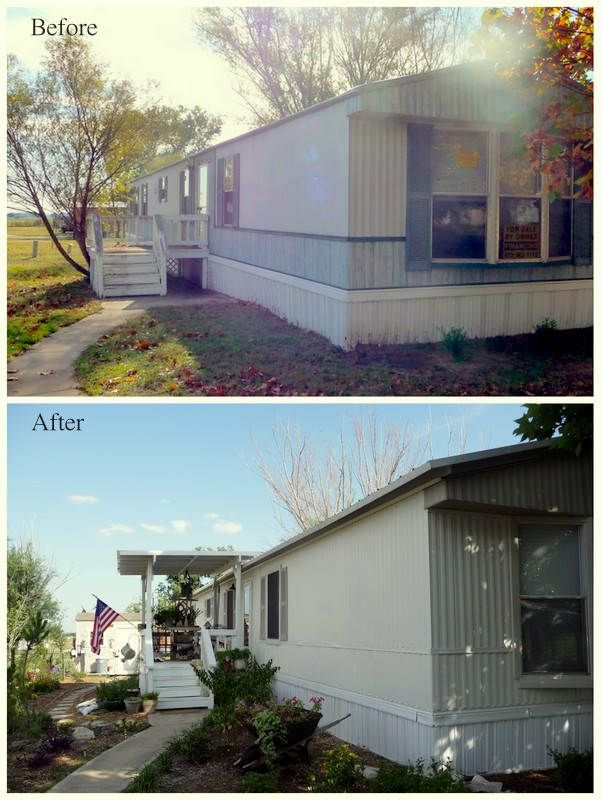 Painting A Mobile Home Exterior Joy Studio Design Gallery Best Design