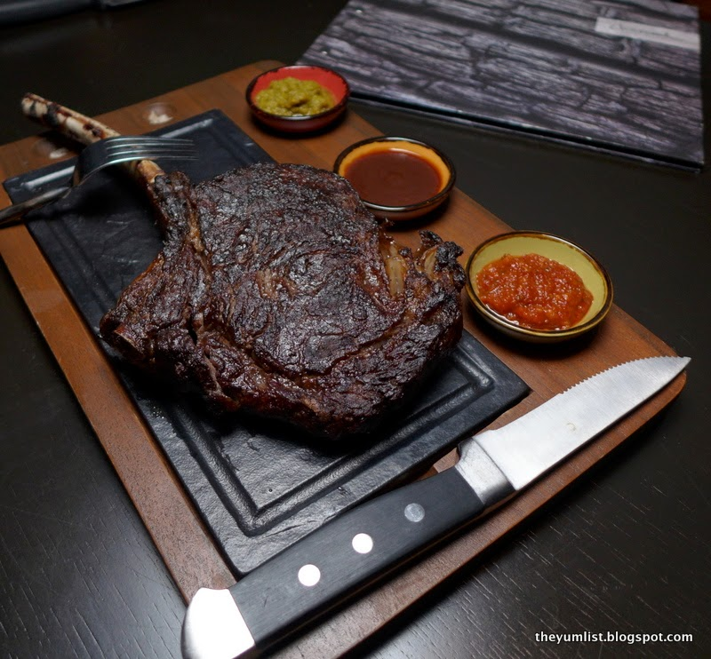 Charcoal, Saujana, Shah Alam, steak house, subang