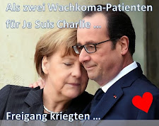 Merkel und Hollande spüren den Frühling