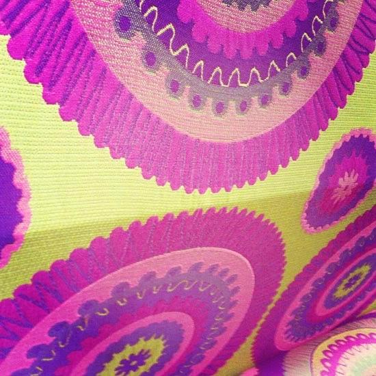 hoy se compite contra el mundo entero por eso la visin de cristina orozco es crear textiles que se puedan vender a nivel global