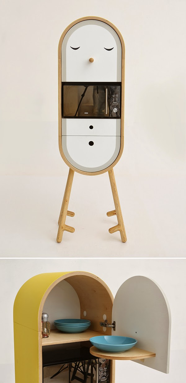 LOLO The Capsular Microkitchen