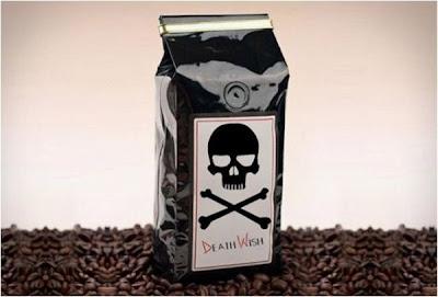 death wish coffee INILAH KOPI DAHSYAT DENGAN KANDUNGAN CAFEIN 200%
