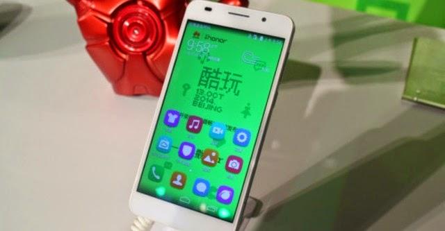 Huawei Honor 6 Extreme Edition chính thức trình làng