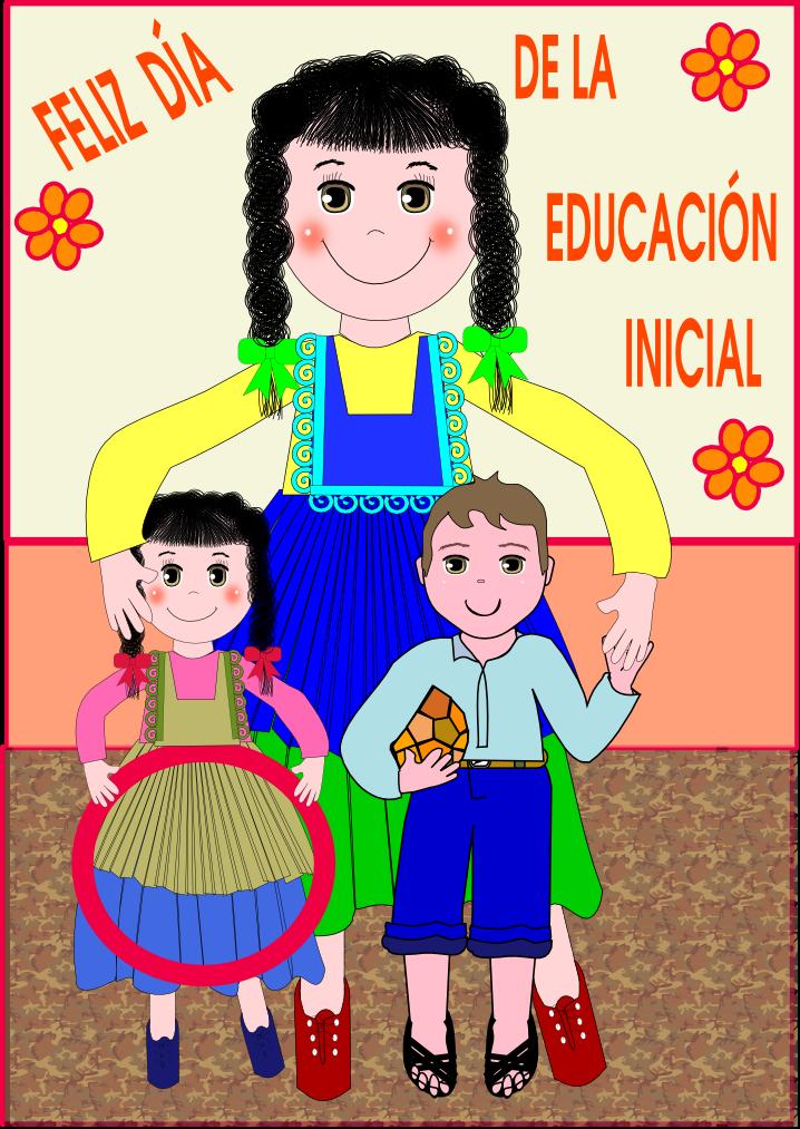 Escritos Para Tarjetas De Invitacion De Promocion De Educacion Inicial