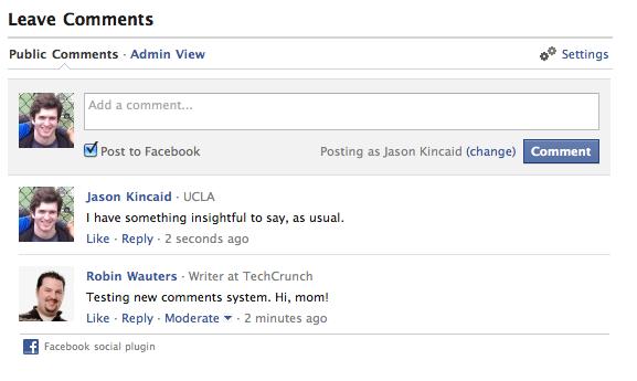 Cách thêm comment facebook cho Blogspot blogger