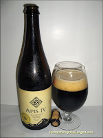 Elevation Beer Company Apis IV Quadrupel