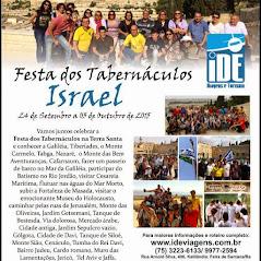 Excursão para Israel