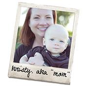 "kristy, aka ""mom"""