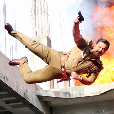 Kamal Haasan to don khaki in his next