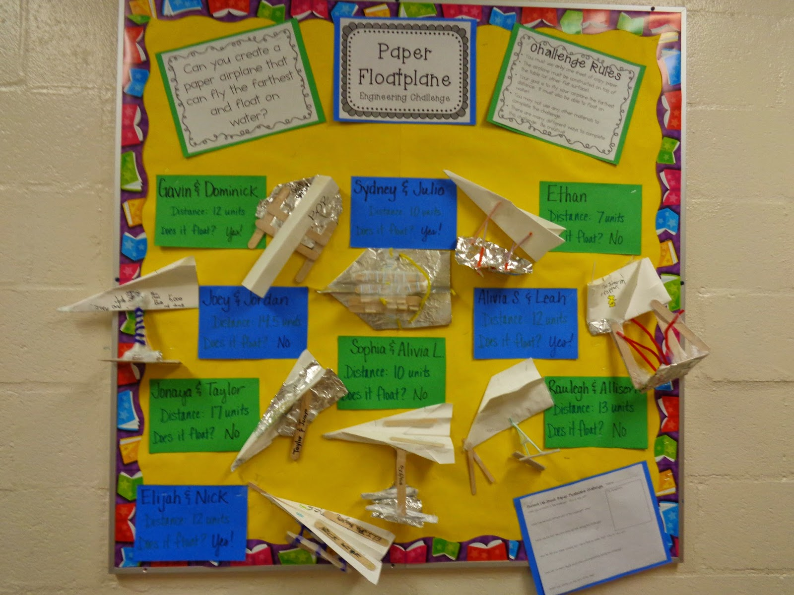 Classroom Design Challenge ~ Growing a stem classroom using challenges with the