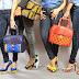 Ankara Shoes and Handbags