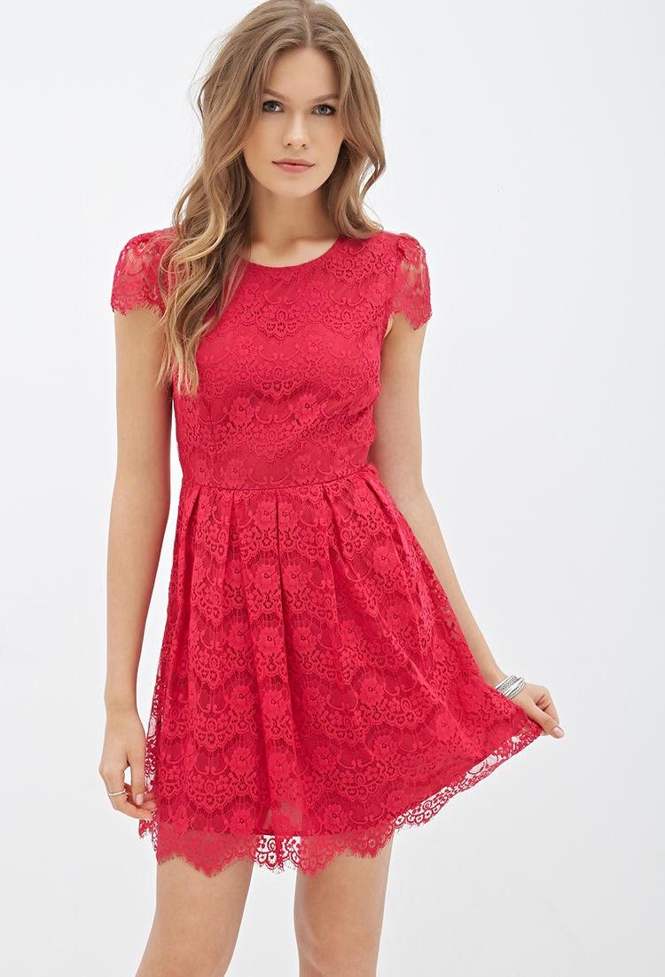 Lindos vestidos casuales para señoritas