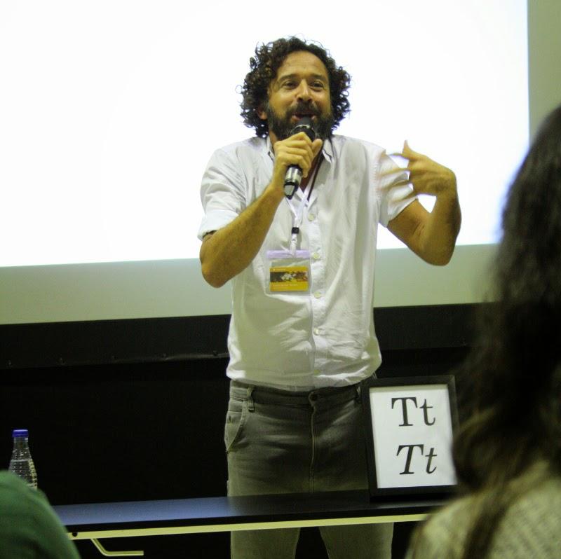 """Ramón Barrera y las 4 """"t"""" del Talento"""