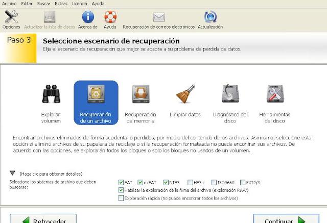 FileRecovery 2013 Version 5.5.4.6 Professional Español