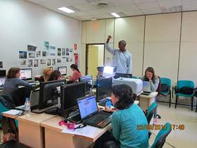 Curso la TIC alservicio de la Animación Lectora. CECE Madrid. Mayo 2014