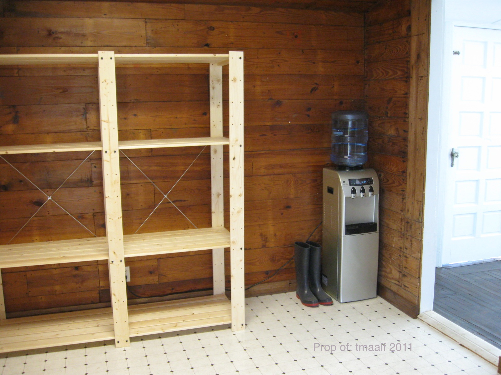 Garage apartment ikea hacks: diy reclaimed wood buffet ikea hack ...