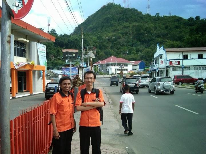Hari Pertama di Jayapura