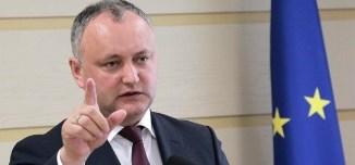Igor Dodon: Sunt împotriva desfăşurării marşurilor LGBT la Chişinău...