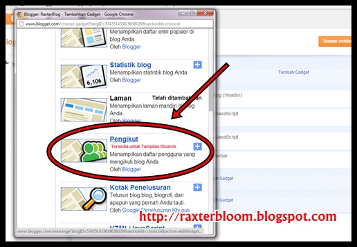 Cara Alternatif Membuat Google Friend Connect Melayang/Auto Hidden di Blog raxterbloom.blogspot.com