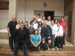 PROFESORES NORMALES 1,2 y 3 y supervisor Hector Blanco