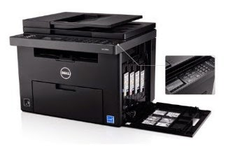 Dell C1765nfw Color Laser