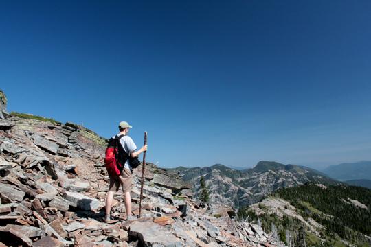 scotchman peak hike
