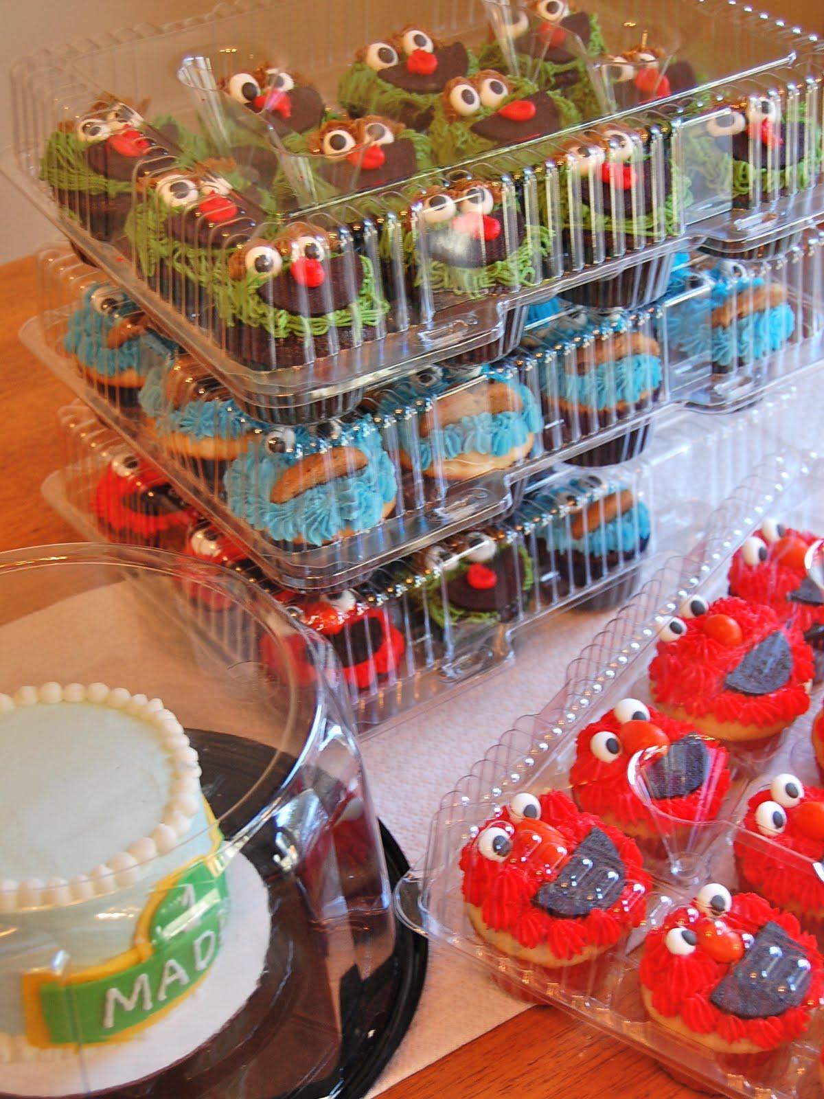 Sesame street cake recipes