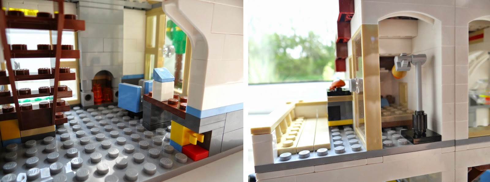 LEGO Creator Family House, LEGO building, LEGO house