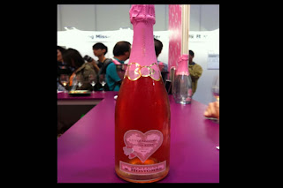 Champagne Hello Kitty