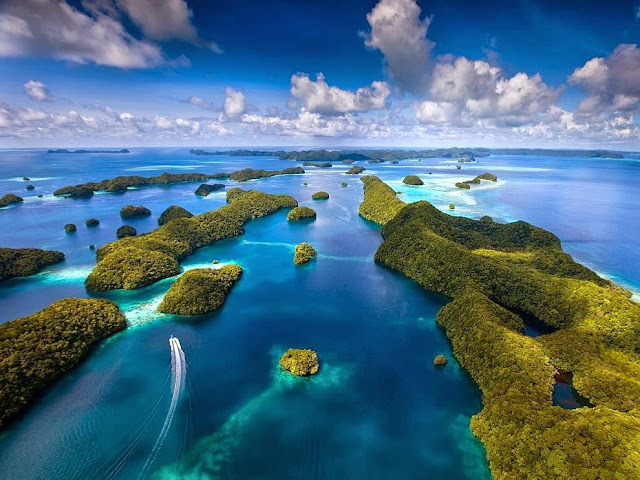 Rock Islands, Palau, tapandaola111