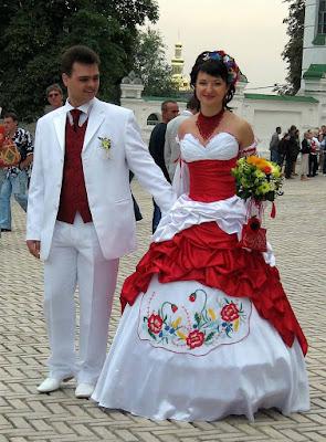 Wedding in Kyiv, Ukraine