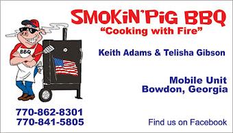 Smokin' Pig