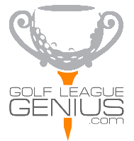 GolfLeagueGenius Logo