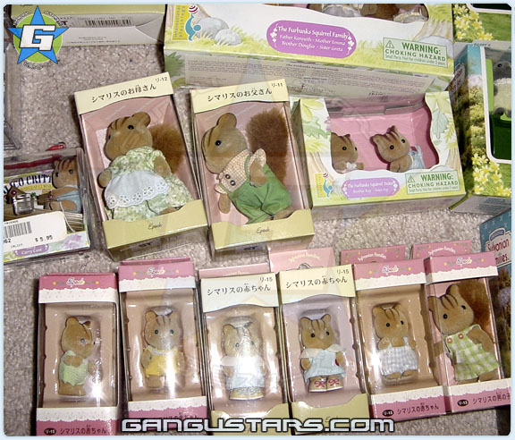 Tomy Sylvanian Families Epoch Calico Critters Japanese シルバニアファミリー