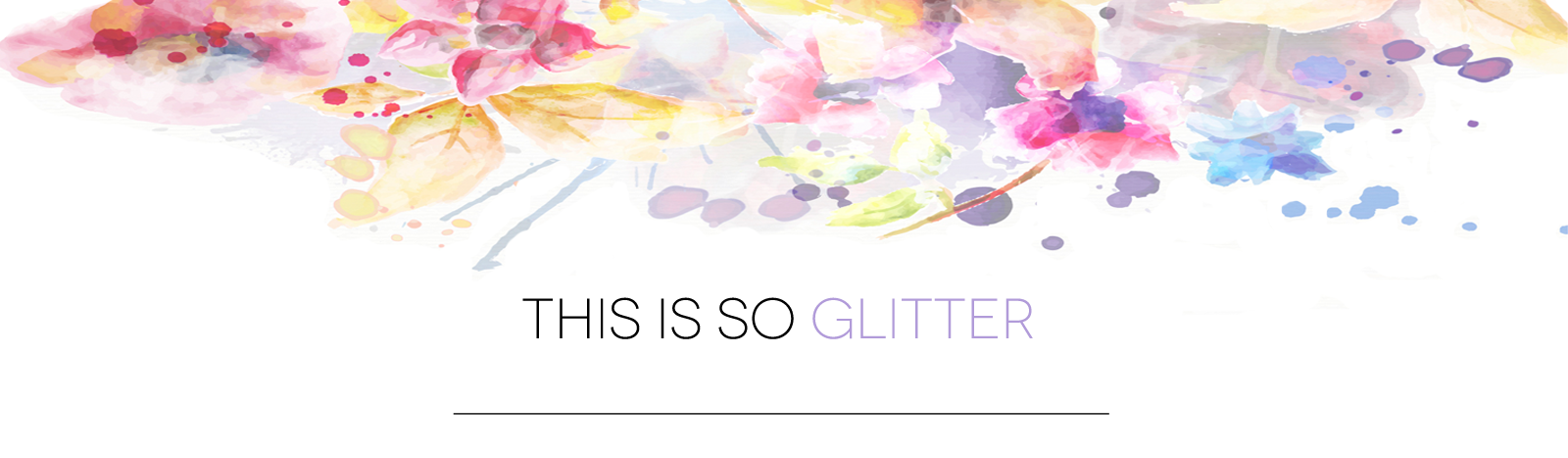 This is so Glitter!