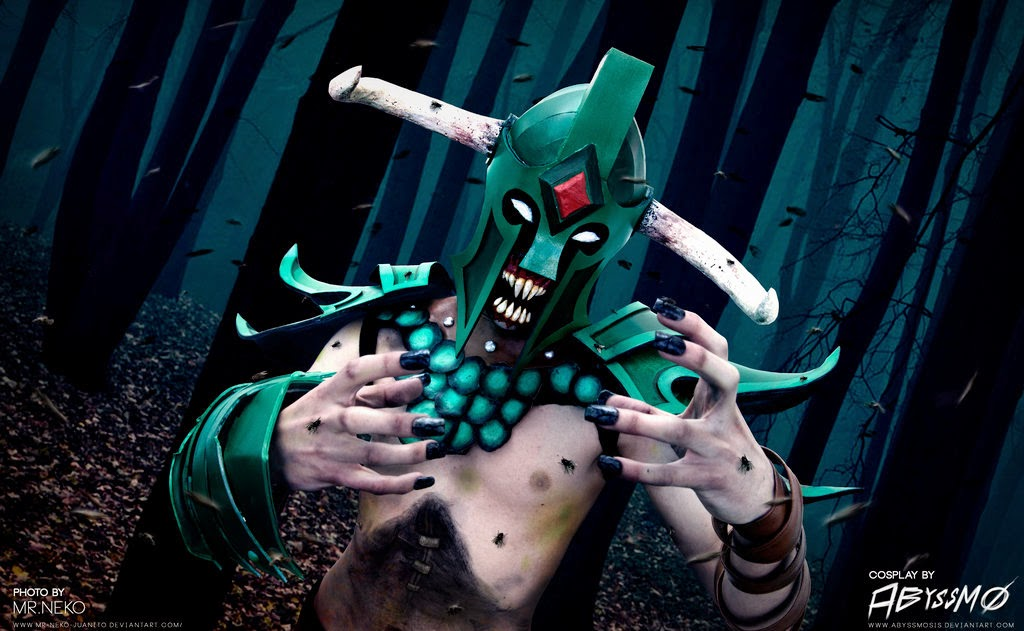 Dota 2 Cosplay Undying - Abyssmo