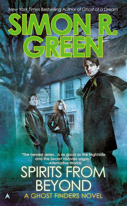 Review: Spirits From Beyond by Simon R. Green
