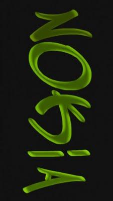 Nokia, zeleni download besplatne pozadine slike za mobitele