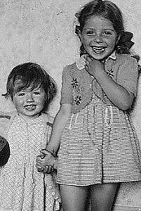 Mum & Auntie Linda