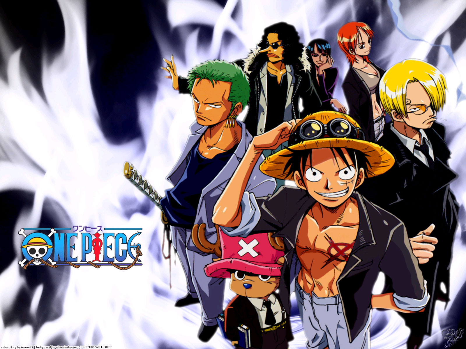 One Piece HD & Widescreen Wallpaper 0.145037016308991