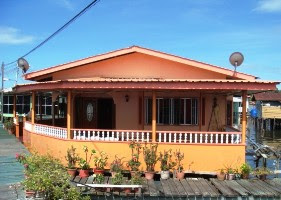 Homestay Labuan Kampung Patau Patau
