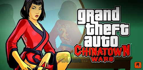 Download GTA: Chinatown Wars v1.01 Apk + Data Torrent