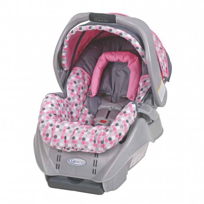 Modern Fun Baby Car Seat Infant Car Seat From Graco
